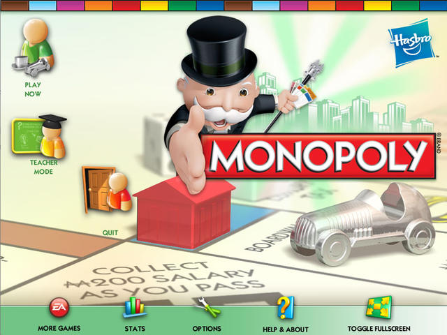 monopoly world edition instructions