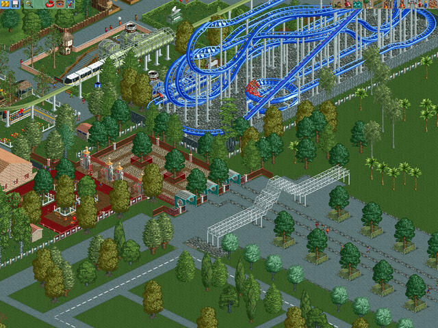 RollerCoaster Tycoon 2 - Triple Thrill Pack | GameHouse