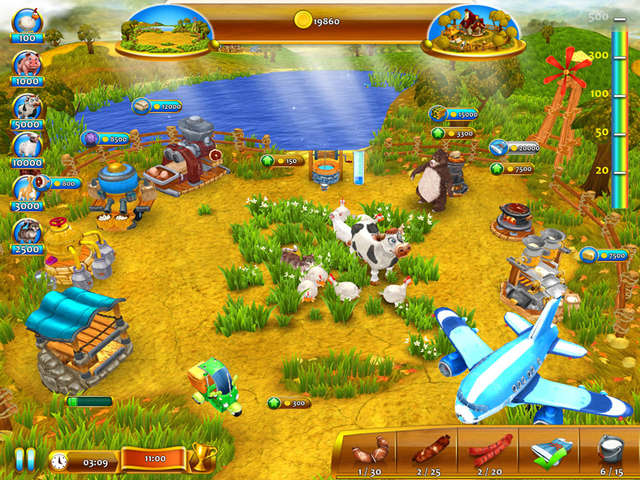 farm frenzy 4 free download full version my play city