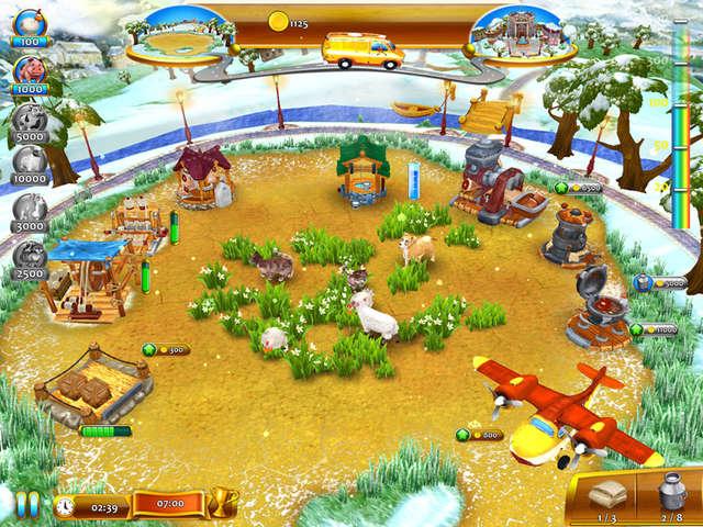 Farm Frenzy 4 | GameHouse