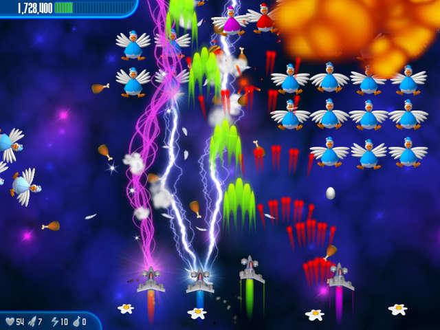 Chicken Invaders 3 | GameHouse