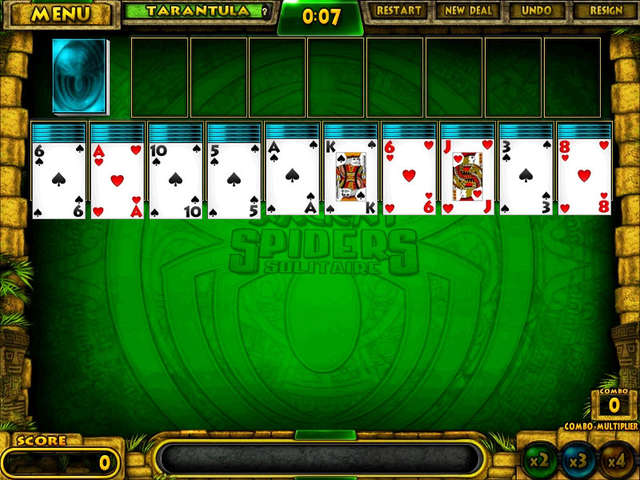 solitaire games for pc