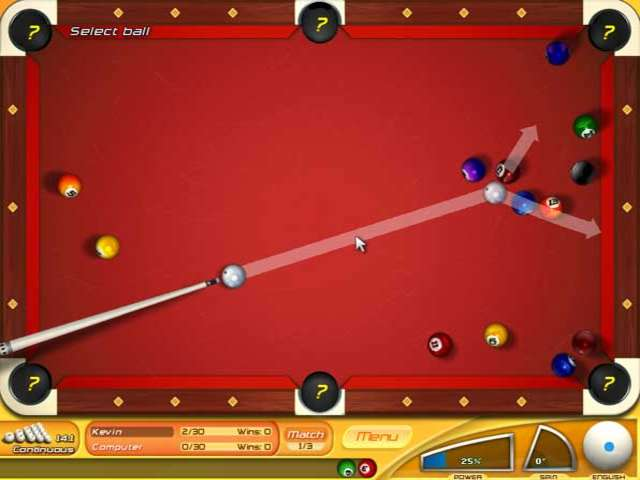 games for pool pc download