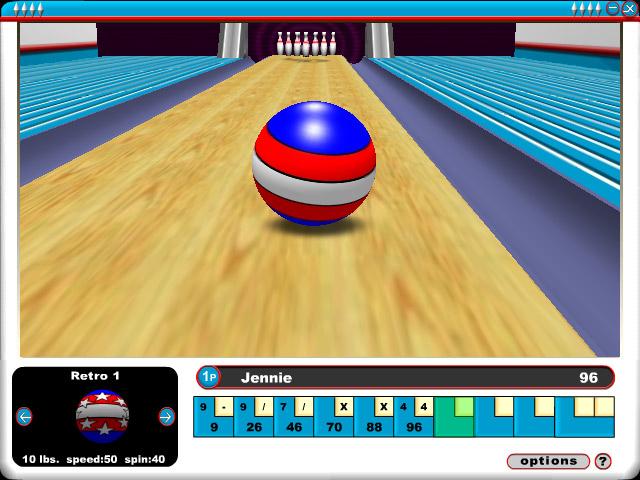 Gutter Ball Bowling Game 72