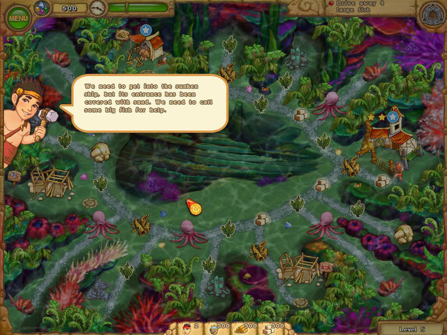 Fun time management games: island tribe 5 free download full version.