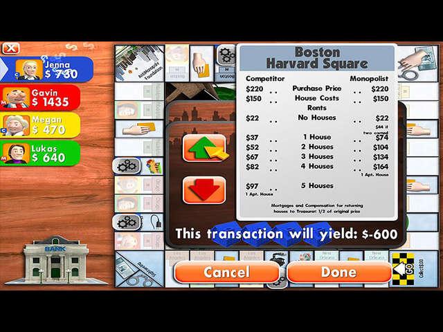 Monopoly Online Zylom