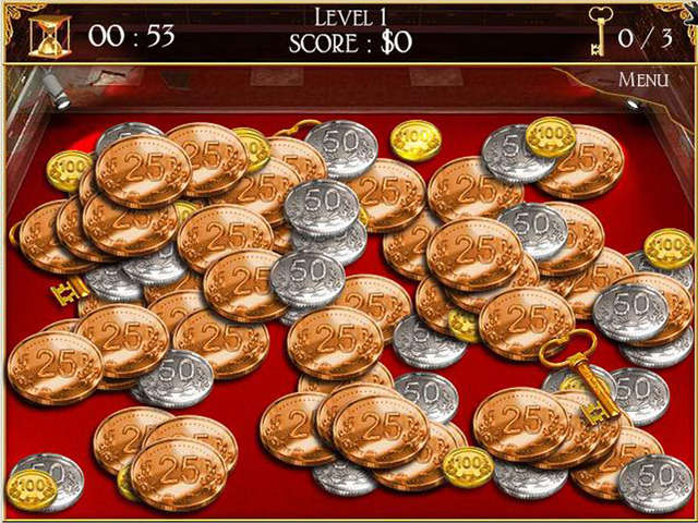 Heist Coin Game