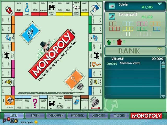 Monopoly Online Spielen Deutsch