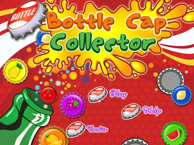 Bottle Cap Collector Online Free Game | GameHouse