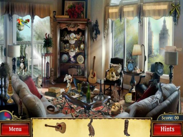 Play popular online hidden object games on GameHouse
